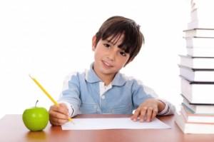school-boy-doing-his-homework